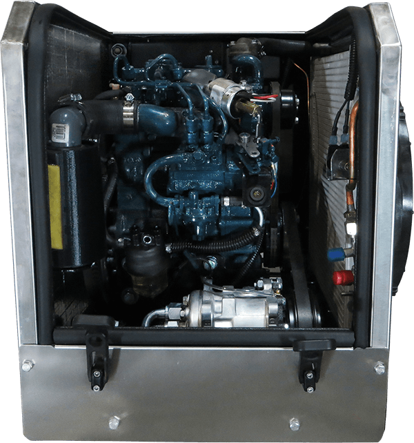 Hp2000 Auxiliary Power Unit Parks Industries