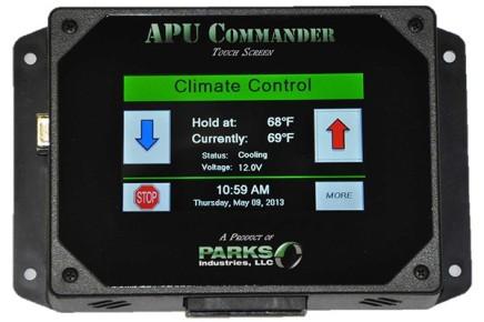 HP2000 APU Commander - APU Control Module