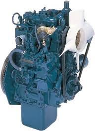 2-CYL. KUBOTA ENGINE
