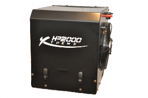 HP2000 Auxiliary Power Unit - Front/Side view