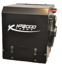 semi generator -HP2000 Auxiliary Power Unit - Front/Side view