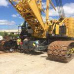 24V HP2000 - installed on Kobelco crane
