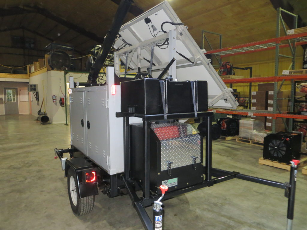 Semi Apu Hp2000 Diesel Auxiliary Power Unit For Trucks