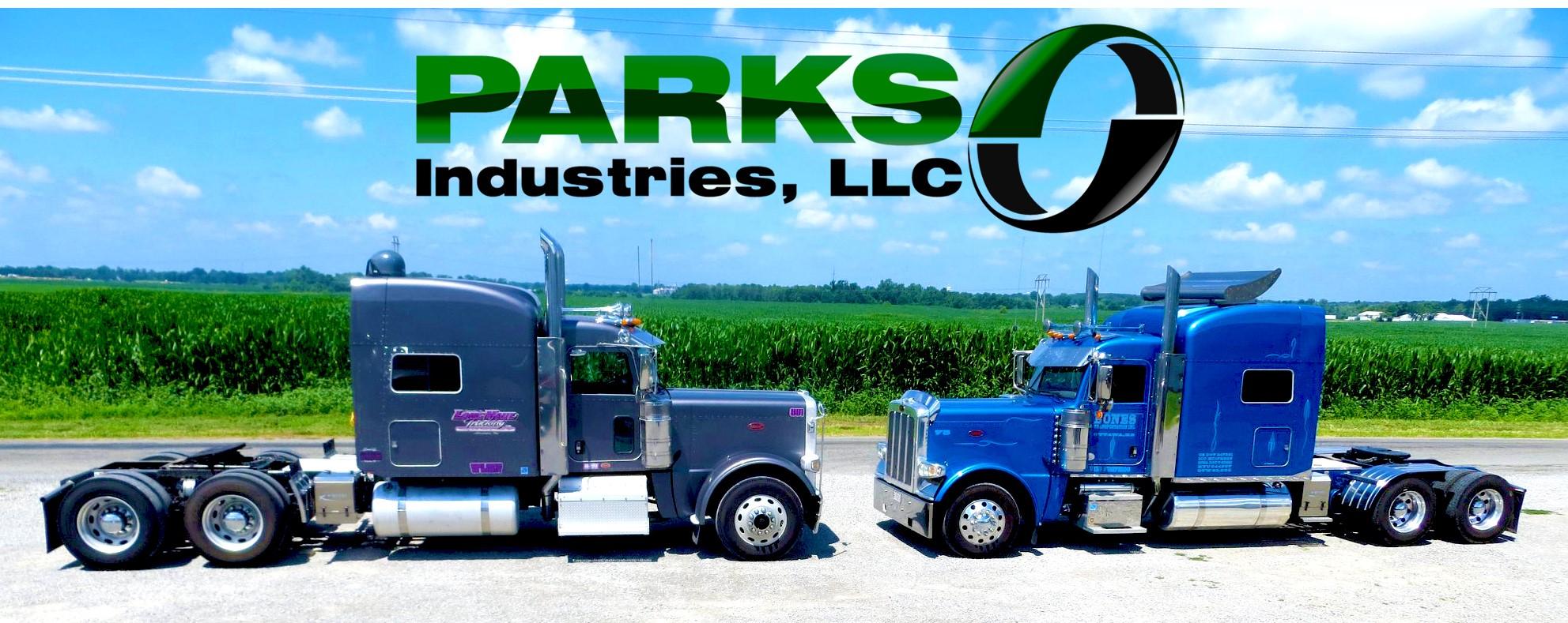 Parks Industries Banner