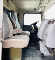 Inside (3) Passengers Side