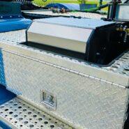 HP2000 APU Fabrication