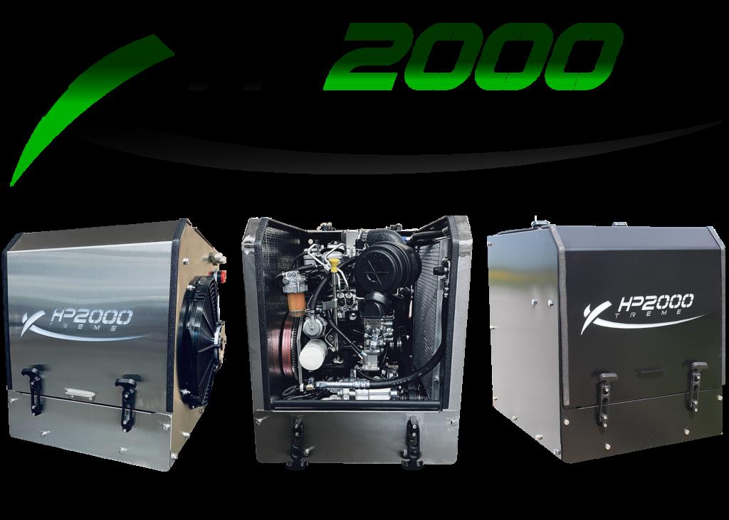 HP2000 APU