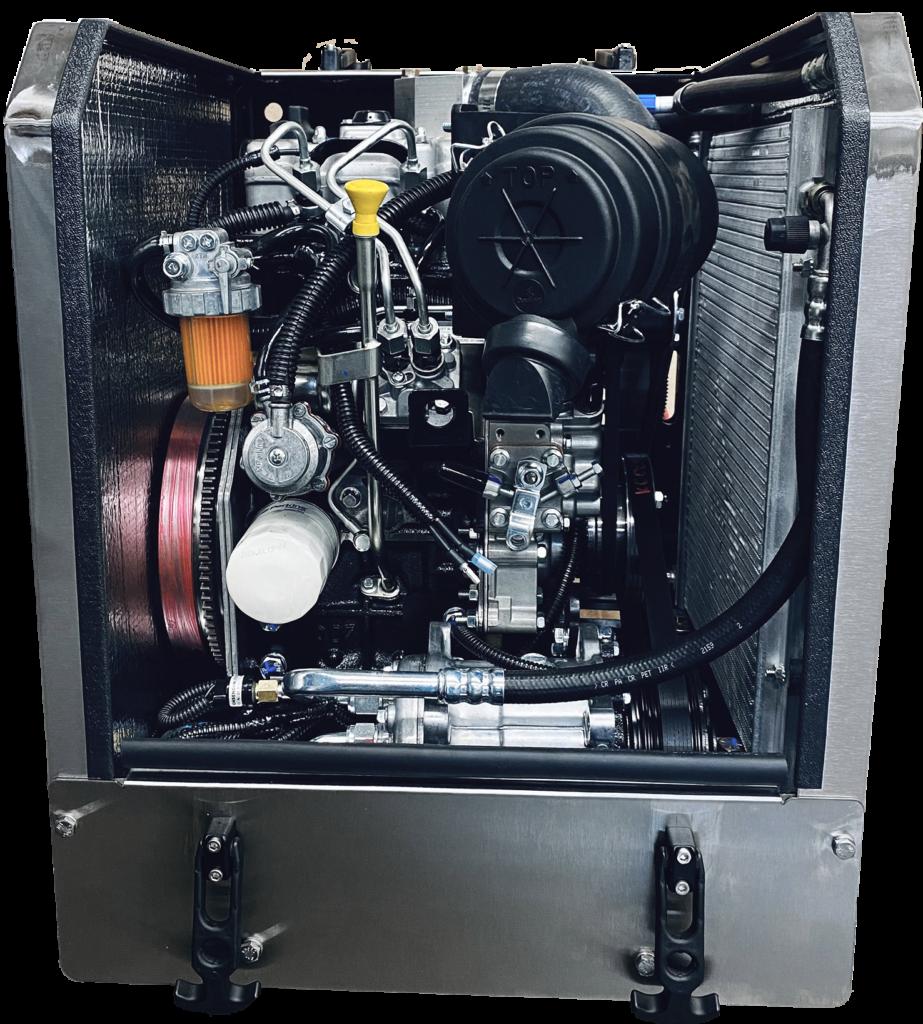 HP2000 APU (12V) - Inside